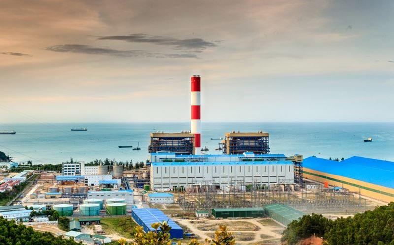 Dự án xây dựng nhà máy nhiệt điện Vũng Áng 1.
