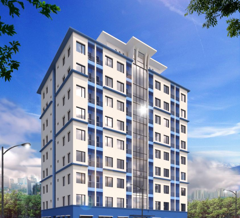 Dự án đầu tư xây dựng Ký túc xá 9 tầng Trường Đào tạo, Bồi dưỡng Cán bộ Công thương Trung ương.