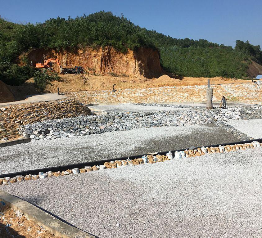 Dự án Bãi chôn lấp số 2 và các hạng mục phụ trợ, thuộc bãi rác thải huyện Đại Từ – EN