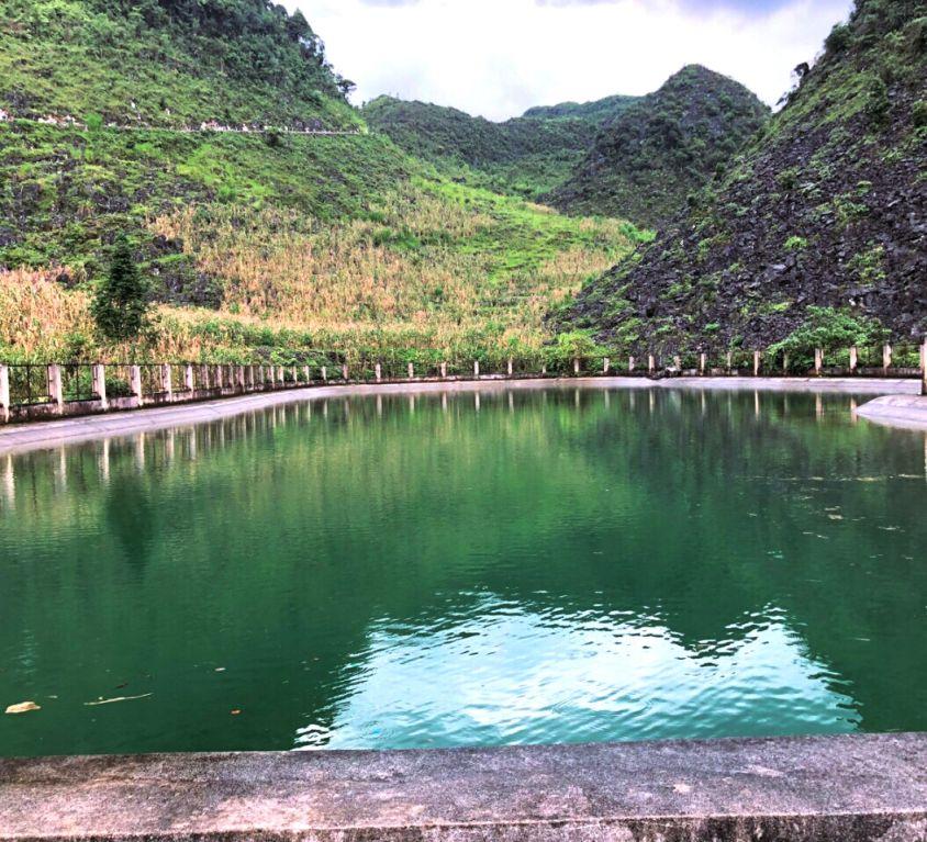 Dự án đầu tư xây dựng các công trình hồ chứa nước sinh hoạt tại 4 huyện vùng cao núi đá phía Bắc, tỉnh Hà Giang, giai đoạn 2012-2015