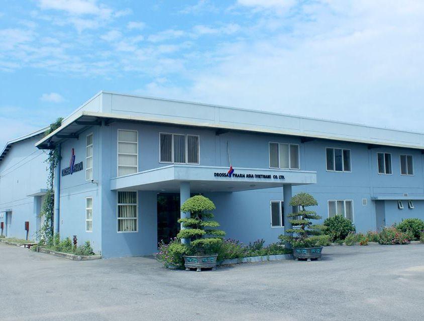 Dự án đầu tư xây dựng trạm xử lý nước thải Nhà máy DROSSA PHARM Á CHÂU