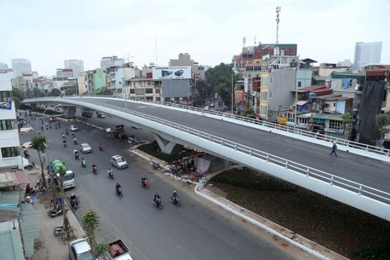 Dự án đầu tư xây dựng đường Vành đai 1 đoạn từ Ô Đống Mác-Nguyễn Khoái