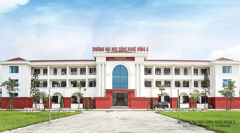 Dự án xây dựng trường Đại học công nghệ Đông Á